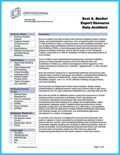 Nice Create Your Astonishing Business Analyst Resume And Gain The