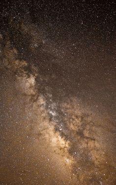 The Milky Way Galaxy © Jacob Marchio