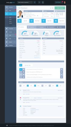 png by Tony Mack Dashboard Examples, Analytics Dashboard, Dashboard Design, Dashboard Interface, Interface Design, Web Ui Design, Design Design, Flat Design, Icon Design