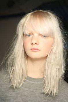 Bora Aksu | Autumn/Winter 2017: Backstage Beauty | British Vogue