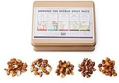 Around the World Spicy Nut Collection (ad)