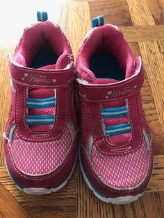 Disney Princess Pink Runner Shoes For Toddler Girls  PINK Toddler Shoes dde2728c2
