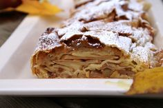 Autumn without apple strudel would be like spring without the rain, summer without the sunshine or movies without popcorn. Autumn harvest in Bosnia/Balkan region usually brings a bounty of differen…