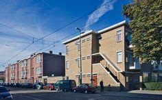 Molensloot / Housing, Urban Design Molensloot ( C. van Eesteren, Merkelbach & Karsten )