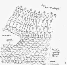 Fabulous Crochet a Little Black Crochet Dress Ideas. Georgeous Crochet a Little Black Crochet Dress Ideas. Hairpin Lace Crochet, Crochet Shirt, Knit Crochet, Vestidos Fashion, Vanessa Montoro, Black Crochet Dress, Crochet Diagram, Crochet Stitches Patterns, Learn To Crochet