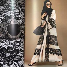 """""""Dolce & Gabbana the Abaya Collection"""