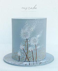 Peanut Butter Birthday Cake, Vanilla Birthday Cake Recipe, Easy Birthday Cake Recipes, Funny Birthday Cakes, Elegant Birthday Cakes, Pretty Birthday Cakes, Homemade Birthday Cakes, Adult Birthday Cakes, Pretty Cakes