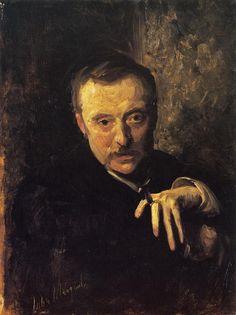 Antonio Mancini | John Singer Sargent, 1902 | Tutt'Art@ | Pittura * Scultura * Poesia * Musica |