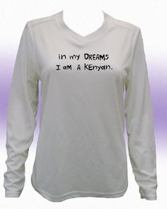 I want this running shirt! (Awesome website for funny running gear...)