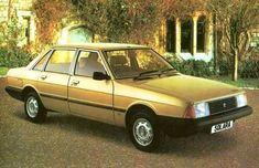 The Talbot Solara. This must have been a clay model which they used for the…