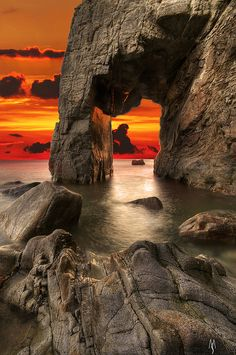 love that place by Stephane Maillard ~ St.-Pierre-Quiberon, Brittany, France**