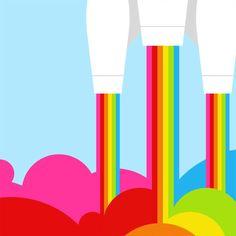 #flatdesign #illustration from Etsy.com