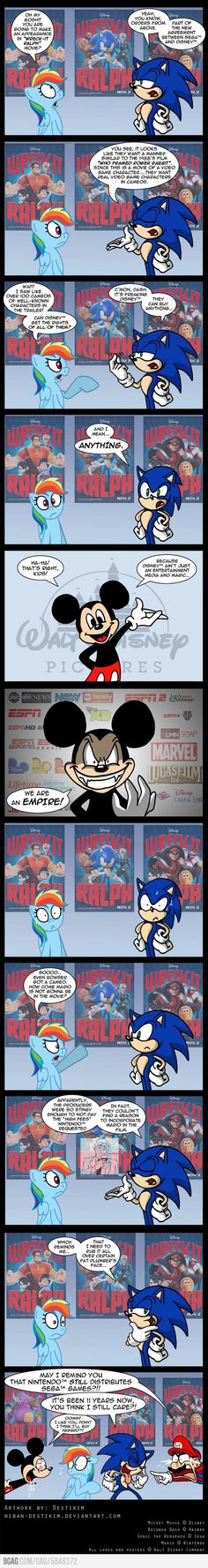 Disney is an Empire!
