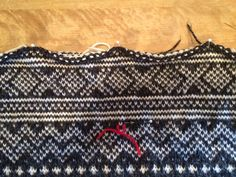 Slik kan du lage pen hals — Hjertebank Ravelry, Knitting, Tutorials, Tricot, Breien, Stricken, Weaving, Knits, Crocheting