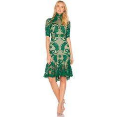 16b0359eda77 THURLEY Babylon Lace Dress Kjole Sommer