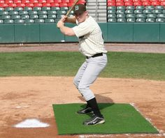 Our home plate batter's stance is a durable hitting mat for baseball fields, batting cages, or practice at home. Baseball Field, Softball, Photography Poses, Sports, Joseph, Plate, Christmas, Kids, Fastpitch Softball