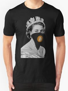 Now available on our store: Queen Bitcoin Ban... Check it out here1 http://goodies4less.com/products/queen-bitcoin-bandit-t-shirt?utm_campaign=social_autopilot&utm_source=pin&utm_medium=pin