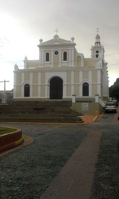 Catholic Church        San German, P.R.