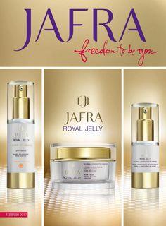 Febbraio 2017 - Jafra Liguria - Brochure, Royal Jelly, Nail Technician, Skin Products, Donna Karan, Serum, Fragrance, Skin Care, Cosmetics