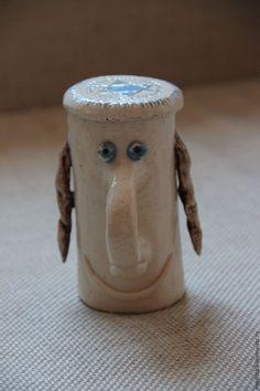 """Кружка """"Изя"""" - керамика ручной работы"""
