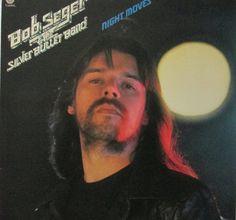 Bob Seger Night Moves Great album on etsy VinylTimes