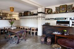St Jude Cafe, Sydney NSW