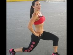 Lean and Lovely Thin Thigh Workout with Laura London #fitflluential @lauralondonfit
