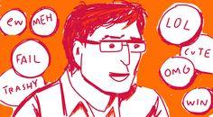 Jonah Peretti of @Buzzfeed @peretti at #pivotcon #doodlely