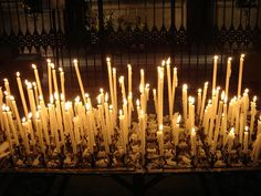 Light my candle. donbrady