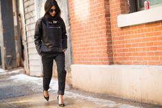 New York's Finest - Fall 2014 Street Style