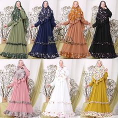 Asyiah Syari by Kanaya Bridesmaid Dresses, Wedding Dresses, Fashion, Bride Maid Dresses, Bride Gowns, Wedding Gowns, Moda, La Mode, Weding Dresses