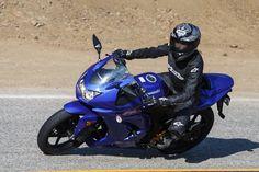 https://flic.kr/p/hwvVLB | Kawasaki Ninja on Mulholland Highway | Kawasaki Ninja is the trademarked name of several series of Kawasaki sport bikes, that started with the 1984 GPZ900R.