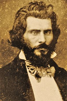 An alleged photo of Joaquin Murrieta - True West Magazine Bizarre Pictures, Old Pictures, Wild West Outlaws, Old West Photos, My Past Life, Current Mood Meme, American Frontier, Cowboy Art, Steampunk