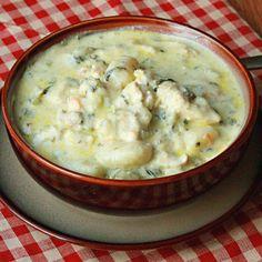 Olive Garden Chicken Gnocchi Soup #OliveGarden