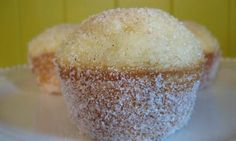 Muffins that taste like doughnuts – Fresh Family Recipes