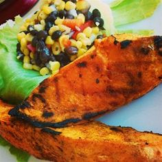 Grilled Chipotle Sweet Potatoes - Allrecipes.com