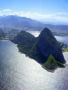 Hike the Sugar Loaf Mountain in Rio de Janeiro,  Brazil.  http://www.vacationsmadeeasy.com/