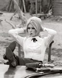Brigitte Bardot, The Temptress of St. Tropez