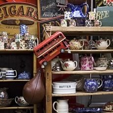 Go shopping to all the amazing tea shops around London http://www.abcschool.co.uk/