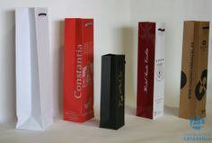 bolsas de papel  para botellas fabricantes