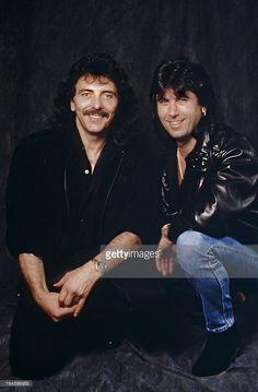 Cozy Powell & Tony Iommi