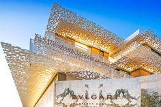 Bvlgari Hotel & Resorts, Dubai- TownandCountrymag.com
