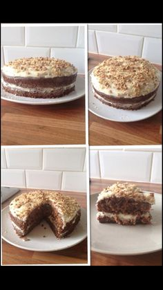 Hummingbird Cake, with Pecans banana and pinapple, made by me, delicious :)