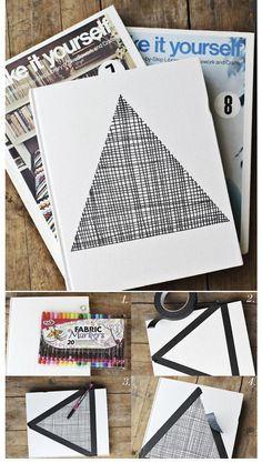 "Dare to DIY: Inspiración DIY: Back to School / back to ""the ofi"""