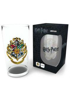 Crest - Pintglas van Harry Potter