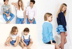 Moda infantil marca Trasluz para primavera verano #blogmoda #blogmodainfantil…
