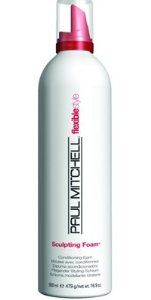 Paul Mitchell Sculpting Foam Mousse - Katie M. It smells like pina colada--and I agree, I thought it was her perfume she smelled so delicious!
