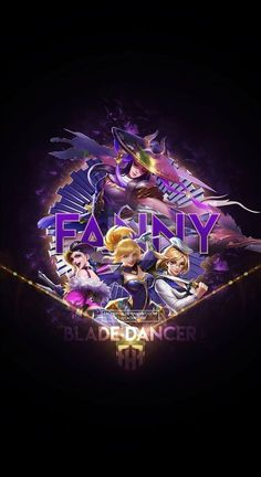 Wallpaper Phone Special Fanny Blade Dancer by FachriFHR on DeviantArt - Best of Wallpapers for Andriod and ios 3d Wallpaper Android, Wallpaper Hp, Cool Wallpapers For Phones, Hd Wallpapers For Mobile, Gaming Wallpapers, Batman Wallpaper, Iphone Wallpapers, Bruno Mobile Legends, Miya Mobile Legends