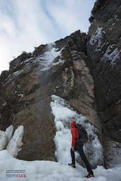 The waterfall Rislà
