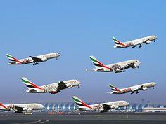 Emirates Airlines: Cash+Miles pour les voyageurs fidèles